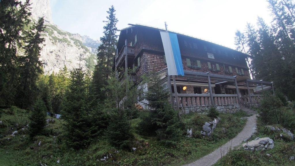 schronisko Reintalangerhütte
