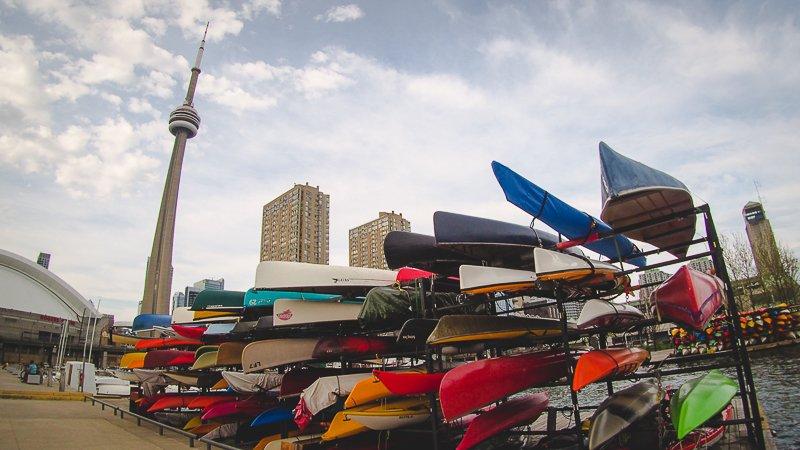 CN Tower Toronto Ontario Kanada