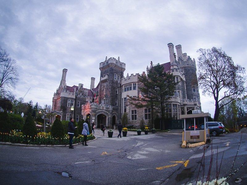 Casa Loma Toronto Ontario Kanada Canada