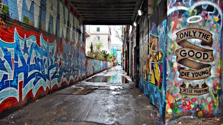 Graffity Alley