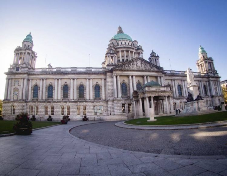 Belfast City Hall Ratusz