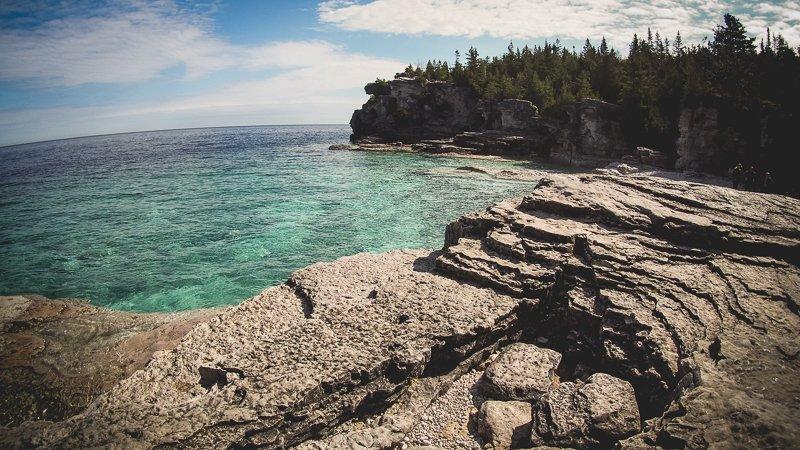 Park Bruce Peninsula Ontario Canada