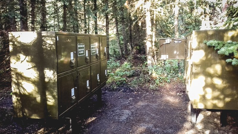 Kanada Bear Storage Locker