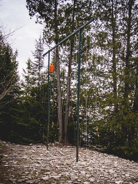 Canada Camping Food Storage