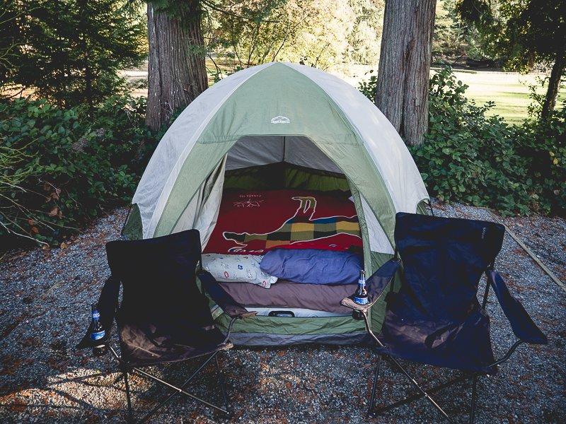 Canada Camping Tent