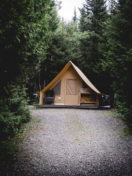 Canada Camping oTENTik