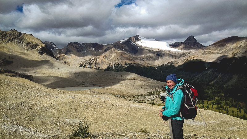 Kanada Trekking Yoho National Park