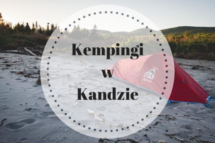 Kempingi w Kanadzie