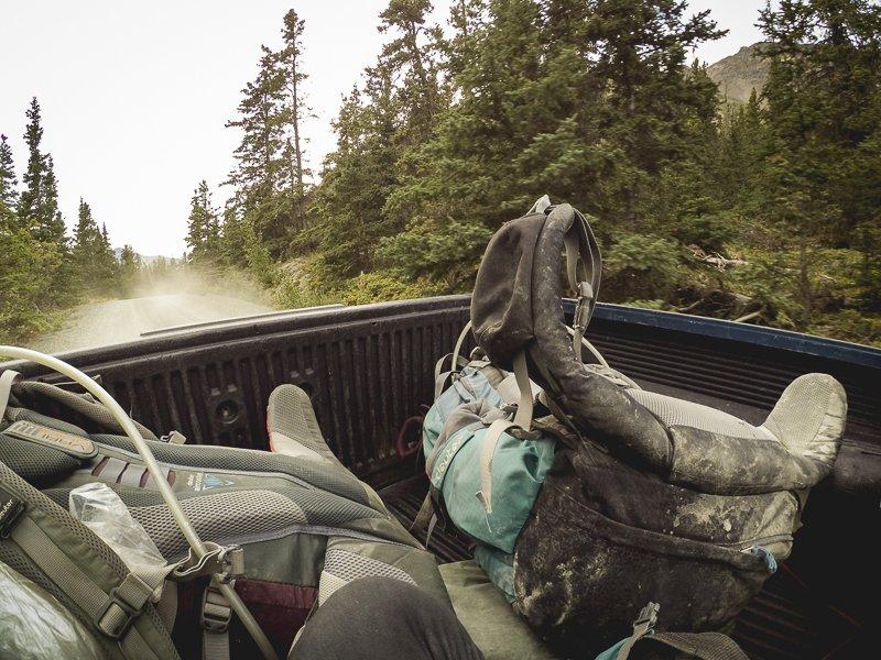 Park Kluane Yukon Canada