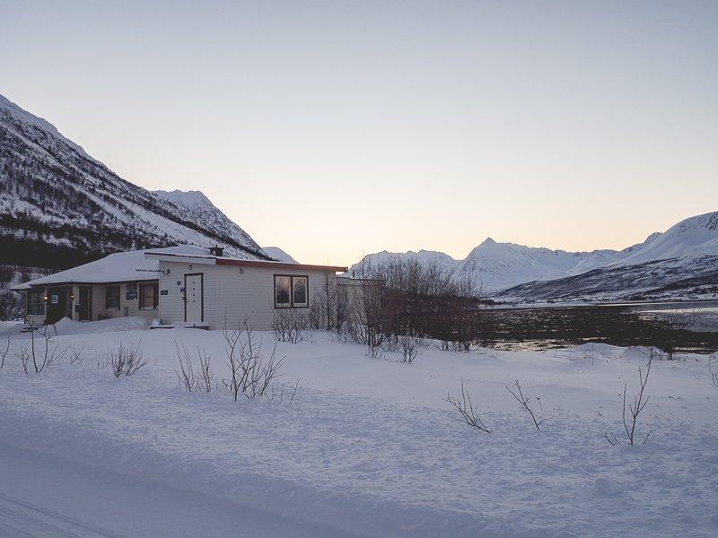 Lyngen Fjordcamp Nord Lenangen Lyngen Alps Norway