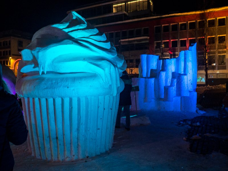 International Snow Festival Tromso Norway