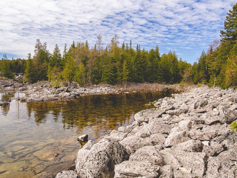 Bruce Peninsula Park Kanada