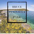 Bruce Peninsula Park