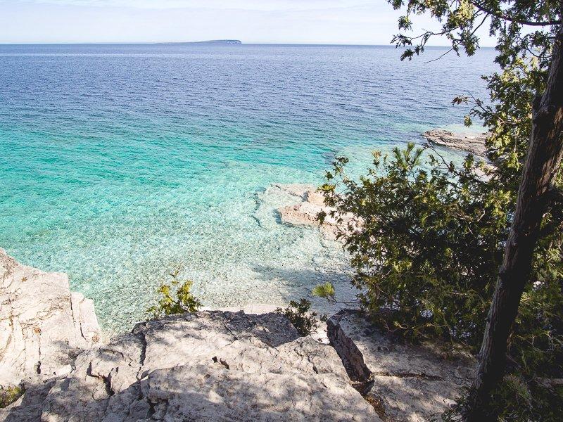 Bruce Peninsula Ontario Canada