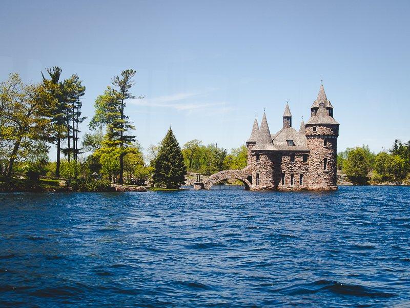 Thousand Island National Park Ontario Canada