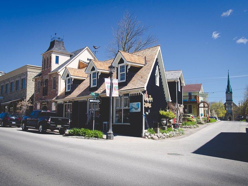 Elora Ontario Canada