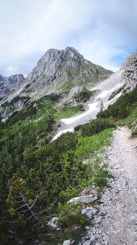Trekking Triglav Slovenia Mountains