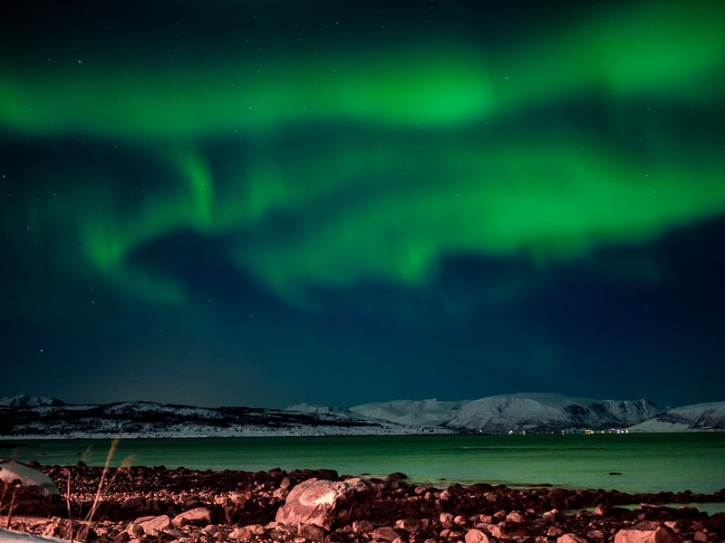 Polowanie na zorze chasing the northern lights Aga Out Of Office