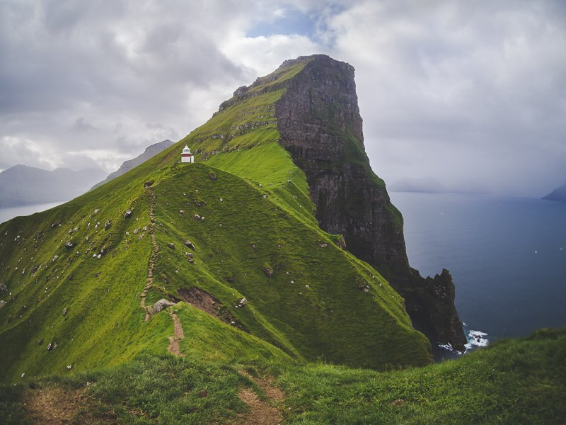 Wyspy Owcze Faroe Islands Kalsoy Aga Out Of Office